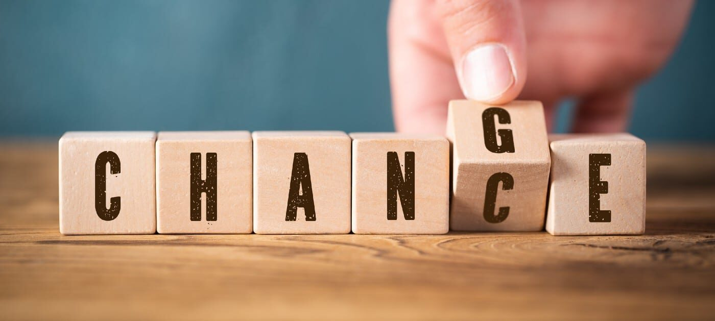 Chance Change Blog post
